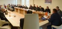 YOL HARITASı - Palandöken'de Yılın İlk Halk Günü Toplantısı