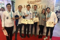 PAÜ'lü Aşçılar 7 Madalya İle Döndü