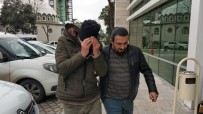 CINAYET - Samsun'da Kız Arkadaşını Darp Edip Cep Telefonunu Gasp Ettiği İddia Edilen Şahıs Gözaltına Alındı