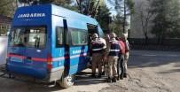 CUMHURIYET - Siirt'te Terör Örgütü Propagandası Yapan 1 Kişi Yakalandı