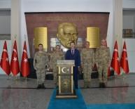 SONBAHAR - Tümgeneral Koç'tan Vali Ünlü'ye  Ziyaret