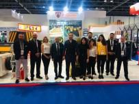 Türk Firmasına Dubai Intersec'te Büyük İlgi