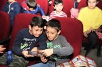 ANİMASYON - Ümraniyeli Çocuklar Yarıyıl Etkinlikleri İle Doyasıya Eğleniyor