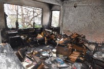 Yangın Mağduru Aileye İzmit Belediyesi'nden Yardım Eli