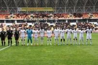 Ziraat Türkiye Kupası Açıklaması Yeni Malatyaspor Açıklaması 0 - DG Sivasspor Açıklaması 1 (İlk Yarı)