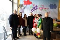 MECLIS BAŞKANı - 5 Yıl Aradan Sonra Akhisar Alışveriş Festivali Yeniden Başladı