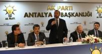 SES KAYDI - AK Parti Antalya İl Başkanı Taş'tan, Konyaaltı Sahili Açıklaması