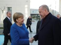 BİLİM ADAMI - Almanya Başbakanı Merkel'den Türkiye'ye Teşekkür