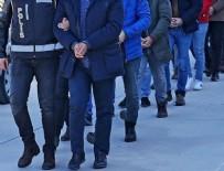 Ankara'da eski polislere FETÖ operasyonu