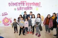 ANTALYA - 'Antalya Sömestir Festivali' Devam Ediyor