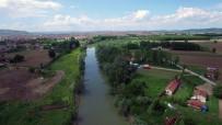 HİDROELEKTRİK - ASKİ'nin Atık Su Arıtma Tesisindeki Arıza Nedeniyle Pis Sular Sakarya Nehri'ne Akıyor