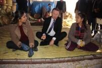 GAZI MUSTAFA KEMAL - Avustralya Büyükelçisi Brown Hasır Ören Roman Kadınlarla Buluştu