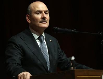 Bakan Soylu: Afrin'de Zeytin Dalı Harekatı'nı yapmamış olsaydık...