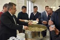 MEHMET AKİF ERSOY - Başkan Çatal'dan Vatandaşlara Bilgilendirme Toplantısı
