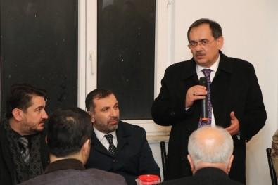 Başkan Demir Açıklaması 'Kavak Merkez İlçe Olacak'