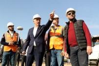 Başkan Gültak, Millet Bahçesi Arazisindeki Çalışmaları İnceledi