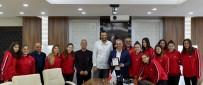ANTALYA - Başkan Uysal Açıklaması ' Spor Anlayışını Değiştiriyoruz'