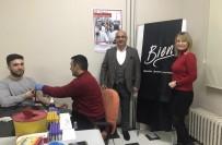 Bilecik'te Kök Hücre Bağışı Kampanyası Büyük İlgi