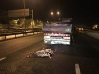 DEVLET HASTANESİ - Bilecik'te Tırın Çarptığı Genç Kadın Hayatını Kaybetti