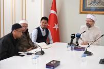 MÜSLÜMANLAR - 'Bugün En Çok İhtiyacımız Olan, Sahih Dini Bilginin Gençlerimize Ulaştırılmasıdır'