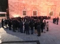 ORANTISIZ GÜÇ - Bursa'da İsrail Protestosu