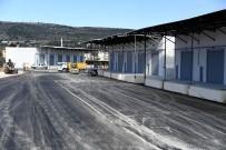 Büyükşehir Belediyesi, Çileğin Merkezi Atayurt'ta Altyapı Atağı Başlattı