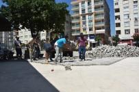 Ceyhan Belediyesi Parke Taşında 1.5 Milyon Lira Tasarruf Etti