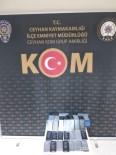KAÇAKÇILIK - Ceyhan'da 34 Adet Kaçak Cep Telefonu Ele Geçirildi