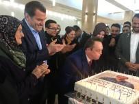 ZEYTİNBURNU BELEDİYESİ - Cumhurbaşkanı Erdoğan'ın Manevi Oğlu İbo'ya Bakan Soylu'dan Doğum Günü Sürprizi