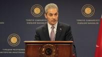 NEW YORK - Dışişleri Sözcüsü Aksoy'dan Ege Adaları Açıklaması