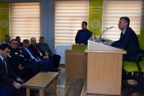 Edremit'te Muhtarlara Bilgilendirme Toplantısı Yapıldı