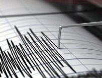 Elazığ'da 6,8'lik deprem!