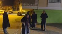 Elazığ'daki Deprem İslahiye'de Hissedildi