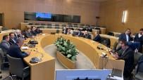 ENERJİ VE TABİİ KAYNAKLAR BAKANI - Enerji Ve Tabii Kaynaklar Bakanı Dönmez Açıklaması 'Bölgenin Büyük Bir Kısmında Enerji Sorunsuz'