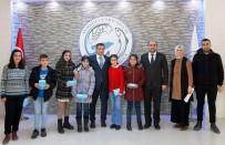 KAYMAKAMLIK - Erciş'te Başarılı Öğrencilere Tablet