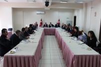 EĞİTİM ÖĞRETİM YILI - Eskişehir'de Hayat Boyu Öğrenme, Halk Eğitimi Planlama Ve İş Birliği Komisyonu Toplantısı Yapıldı