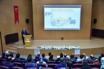 ETÜ'de ''AB Ufuk2020 Marie Sklodowska Curie Alanı Araştırma Ve Yenilikçilik Değişim Programı (RISE)' Semineri
