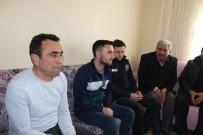 KAYMAKAMLIK - Evine Dönen Gaziye Ziyaretçi Akını
