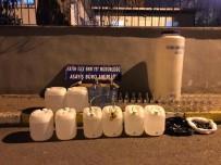 Fatih'te Sahte Alkol İmalathanesine Baskın Açıklaması 2 Gözaltı