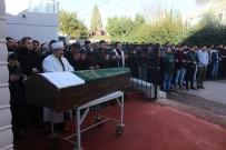 CENAZE - Feci Kazada Ölen Genç Son Yolculuğuna Uğurlandı