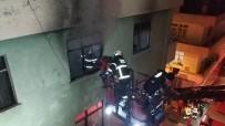 Gündüz Parkta Yangın Çıkarttı, Akşam Da Evini Yaktı