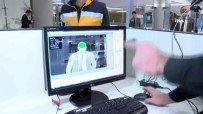 Havalimanı'nda 'Corona Virüs' İçin Termal Kameralı Önlem