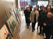 GRUP BAŞKANVEKİLİ - Hendek'te Gaffar Okkan Resim Sergisi Açıldı
