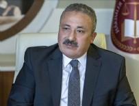 GÖZALTI İŞLEMİ - HSK Başkanvekili Yılmaz: Şu anda 400 hakim savcı ile ilgili devam eden soruşturma var
