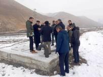 MÜDÜR YARDIMCISI - İçme Suyu Arıtma Tesisi İçin Ön Fizibilite Çalışmaları Başladı