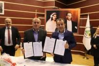 HAKEM HEYETİ - İşçiler Yapılan Zammı, Bolu Belediye Başkanı Tanju Özcan İle Göbek Atarak Kutladı