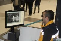 İstanbul Havalimanı'nda 'Corona Virüs' İçin Termal Kameralı Önlem