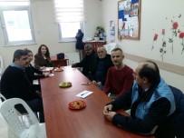 İzmit Belediye Başkan Yardımcısı Yalçın, Muhtarları Dinledi