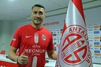 İMZA TÖRENİ - Jahovic Resmen Antalyaspor'da