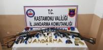 Kastamonu'da Jandarma Ekiplerinden Silah Operasyonu